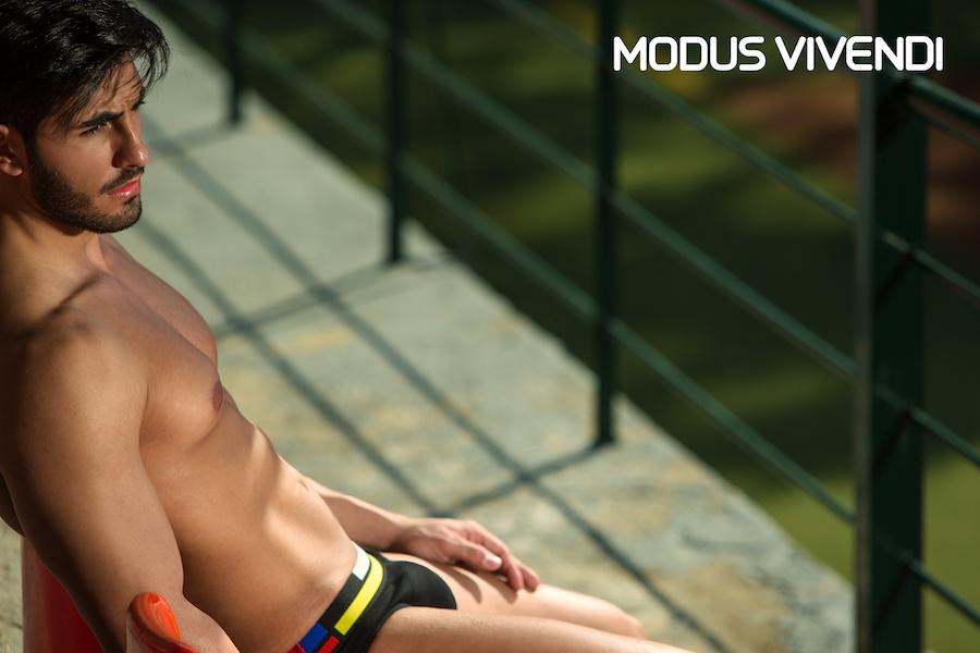 Eftimis Chatziapostolou by P2Photography (Modus Vivendi - New Mondrian line)