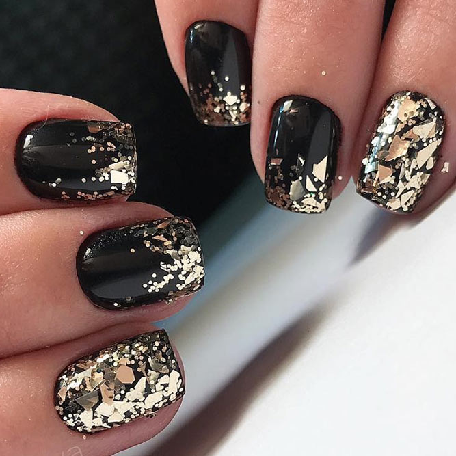 Trendy And Super Cute Nail Designs For Short Nails 2018 Style2 T
