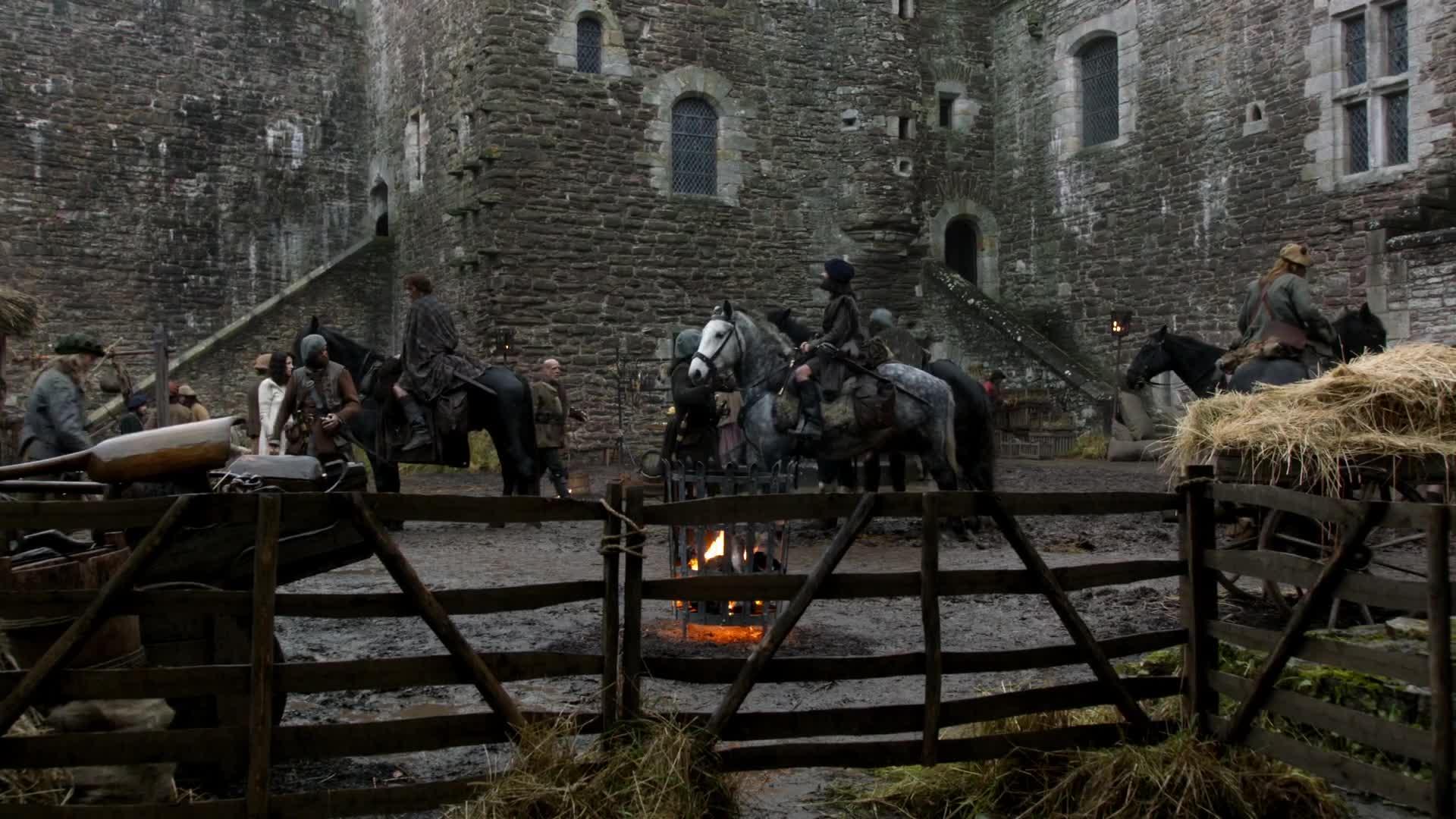 Castle Leoch Part 1 - 006