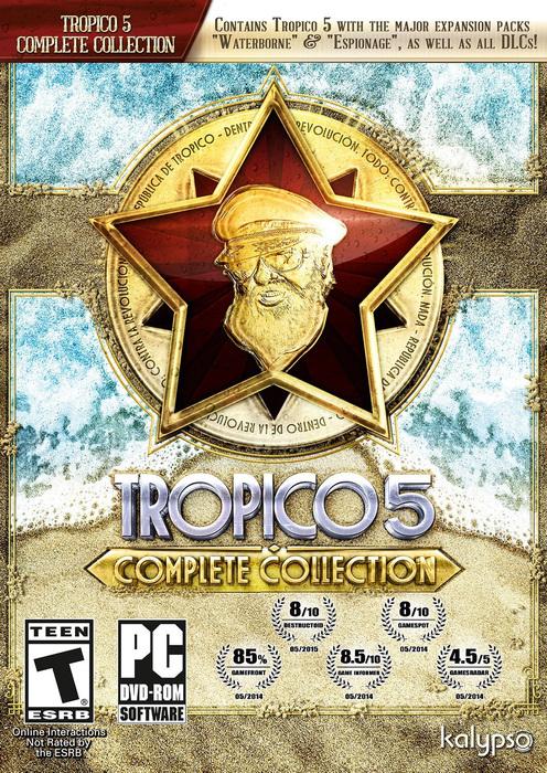 Tropico 5 Completa Edition