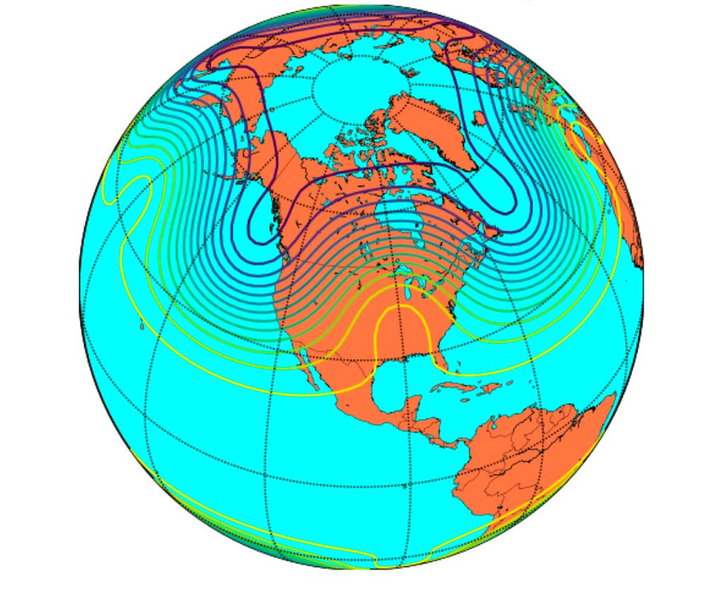 Matplotlib Basemap