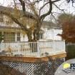 Cedar Wrapped Deck - Wilmington, DE
