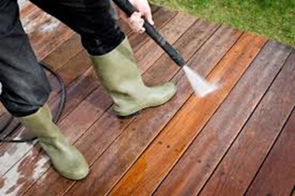Deck Care & Maintenance