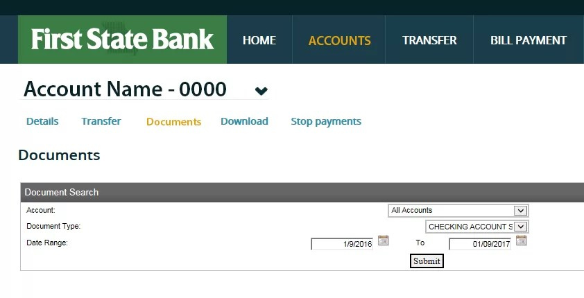 First Financial Bank Personal Loans