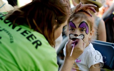 Face Painting Workshops – Children's Festival