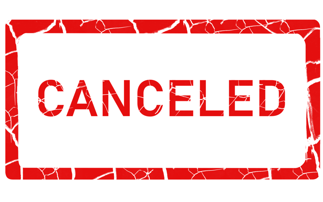 Program Cancellations
