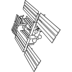 international_Space_Station_drawing