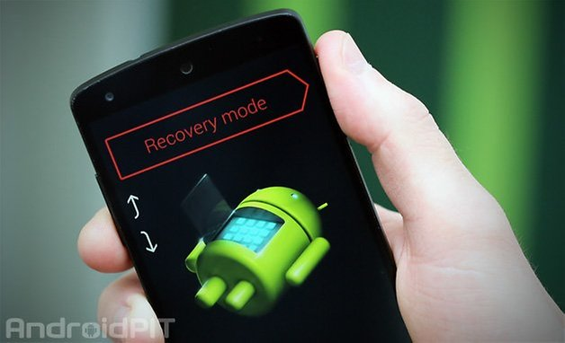 nexus 5 recovery fastboot