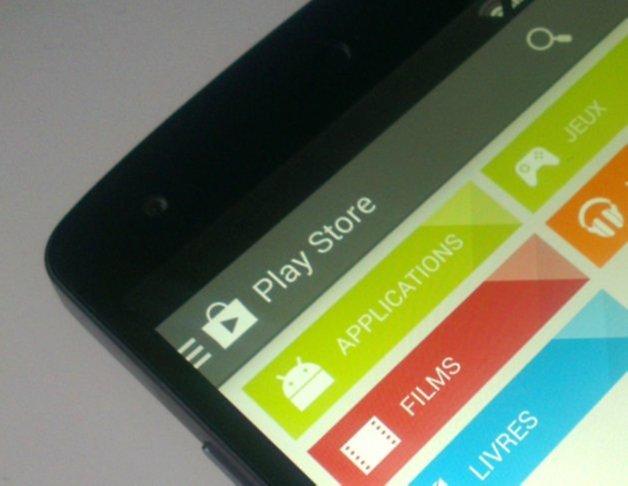 проблема магазина Google Play