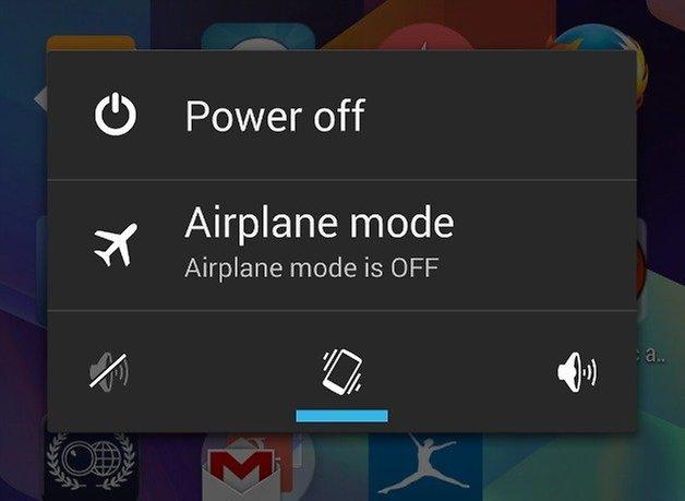 режим полета androidpit