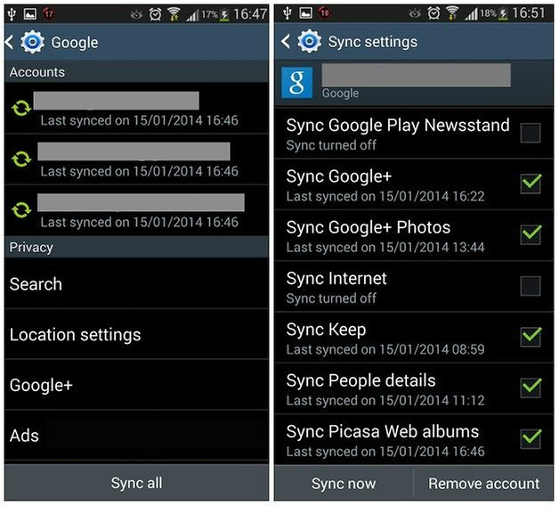 androidpit Google плюс 2