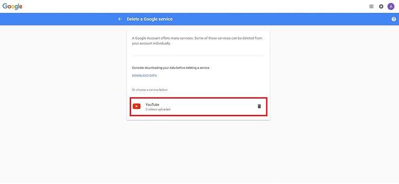 Step 4 Google Accounts