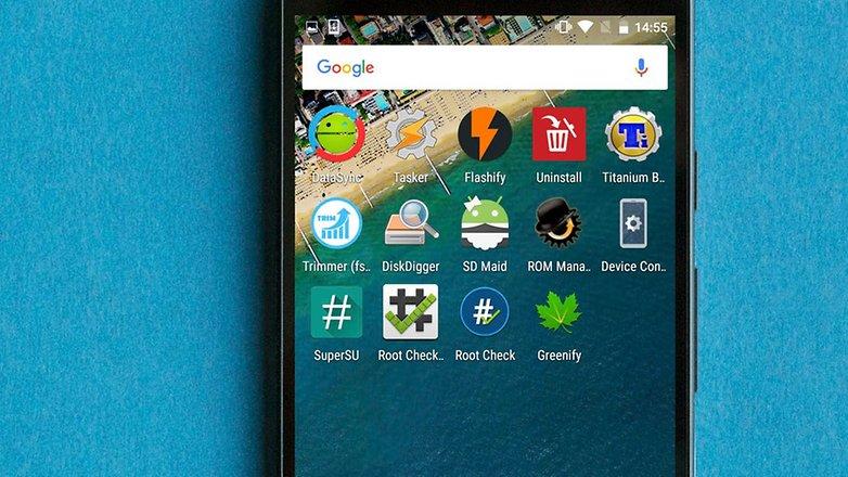 AndroidPIT лучшие корневые приложения для Android