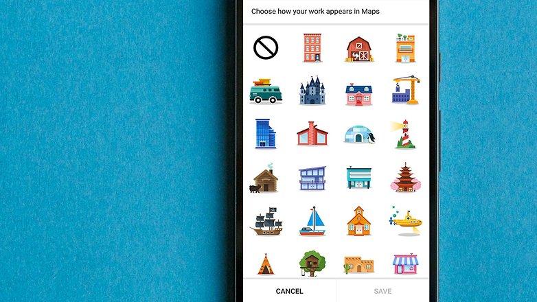 Советы и хитрости Google Maps для AndroidPIT 12