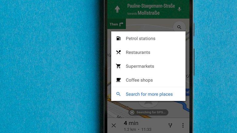 Советы и хитрости Google Maps для AndroidPIT 4