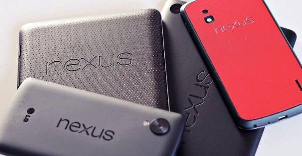 AndroidPIT nexus devices