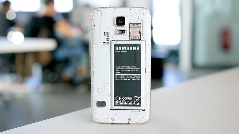 samsung galaxy s5 батареи