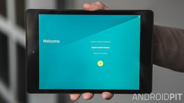AndroidPIT Android 5 0 Lollipop Nexus 9 Настройка 1a