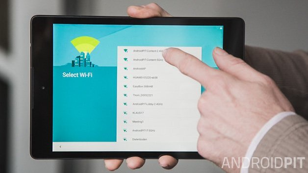 AndroidPIT Android 5 0 Lollipop Nexus 9 Настройка 3a