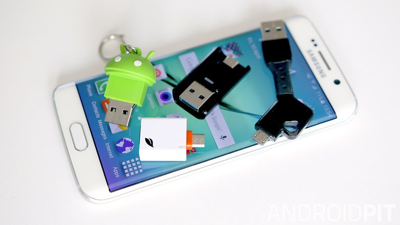 Тизер решений для хранения данных AndroidPIT Galaxy S6 Edge
