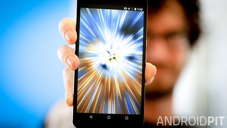 Гипердвигатель AndroidPIT Nexus 6 с деформируемой скоростью