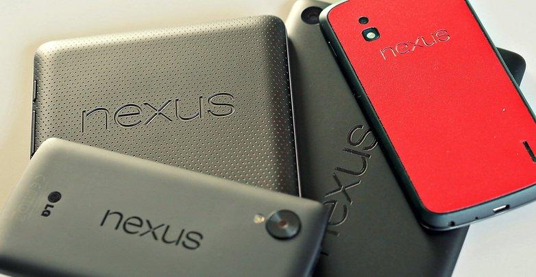 Семейство AndroidPIT Nexus