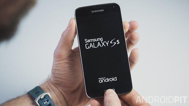 AndroidPIT Экран восстановления Android Samsung Galaxy S5