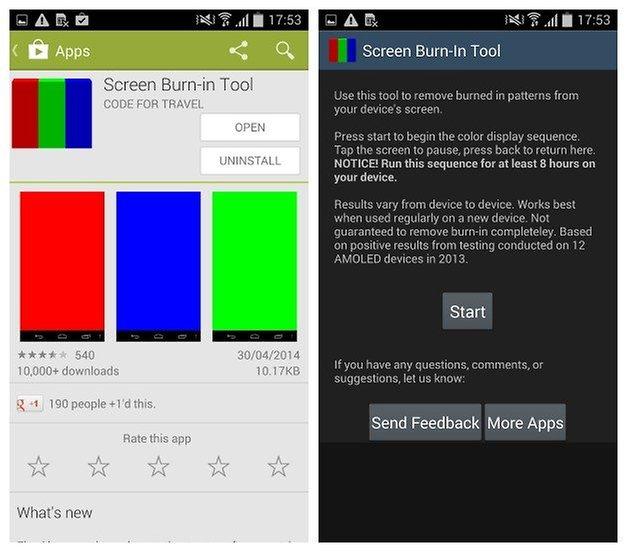 Инструмент записи экрана AndroidPIT