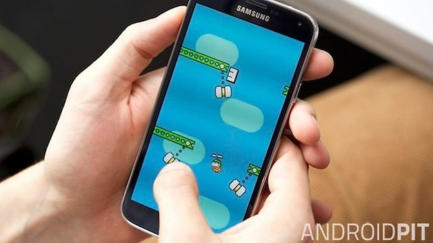 AndroidPIT Swing Copters тизер