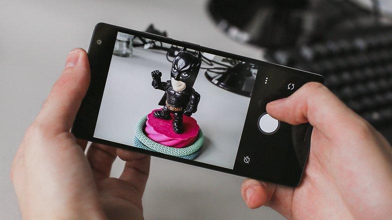 Приложение камеры AndroidPIT OnePlus 2