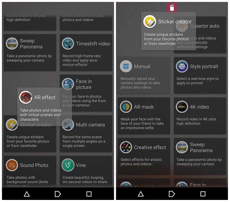 AndroidPIT Sony Xperia Z5 Camera 2
