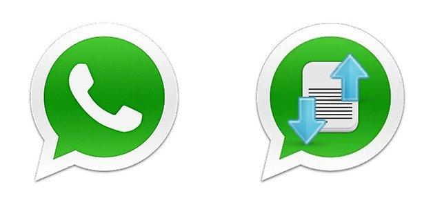 тизер отправителя файла WhatsApp