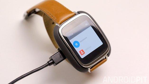 Зарядное устройство asus zenwatch спереди