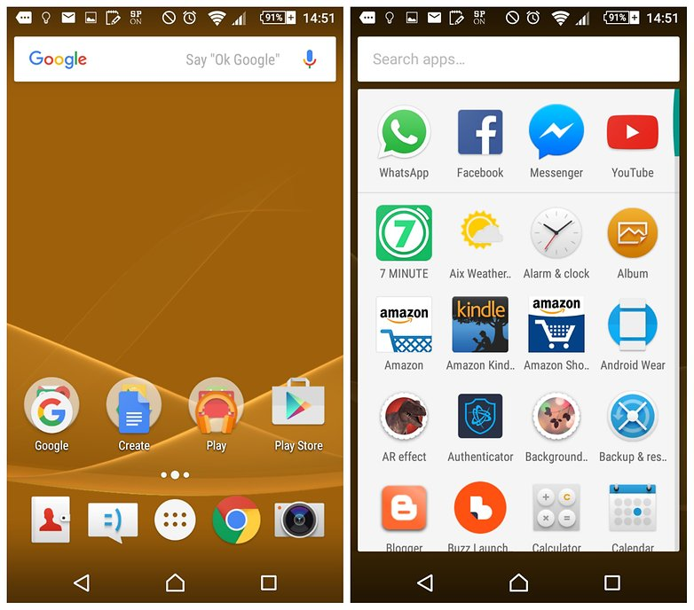 androidpit превратит любой телефон в nexus 2