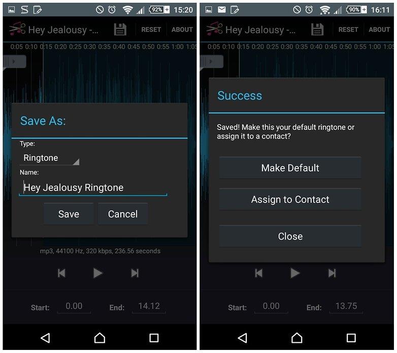 androidpit как превратить любую песню в рингтон 3