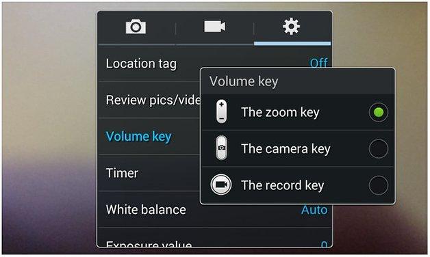 androidpit galaxy note 3 кнопка регулировки громкости управление камерой