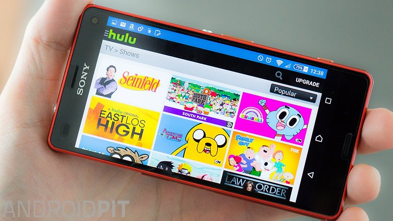 androidpit hulu sony xperia z3 compact 2