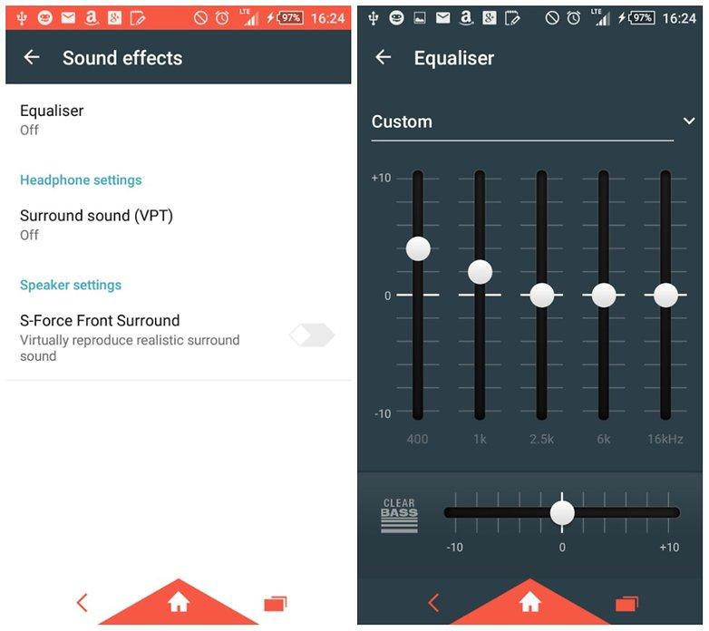 androidpit sony eq настройки звука