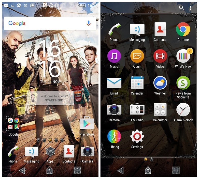 androidpit sony xpera z5 советы хитрости 4