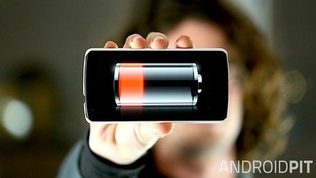 androidpit большой тизер батареи