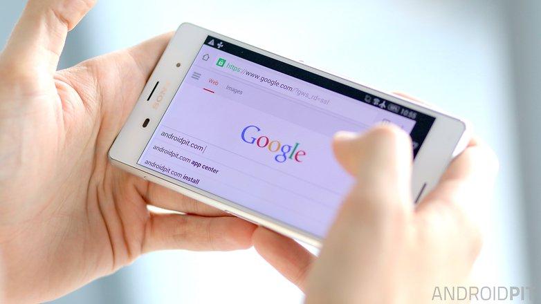 androidpit поиск в Google 4