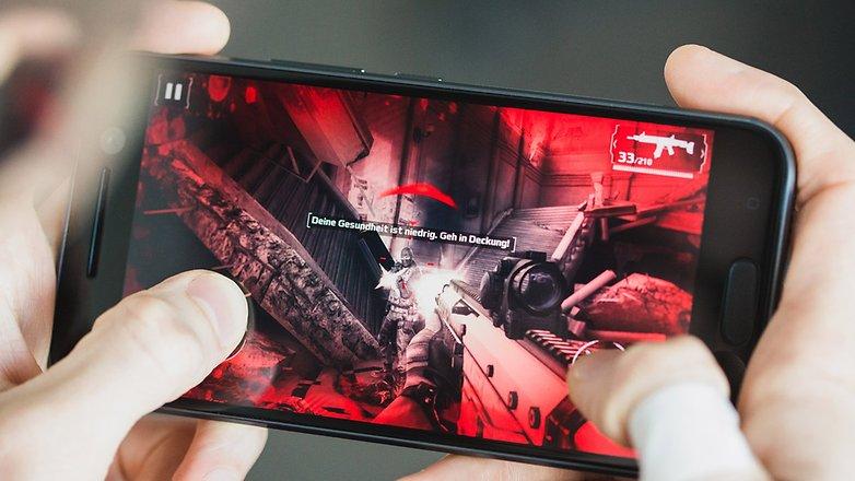 AndroidPIT HTC 10 современные боевые 5 1337