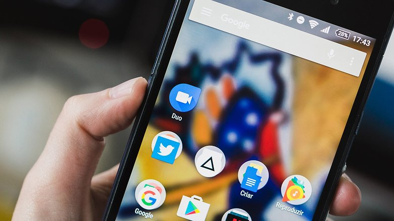 AndroidPIT тест Google Duo 7950