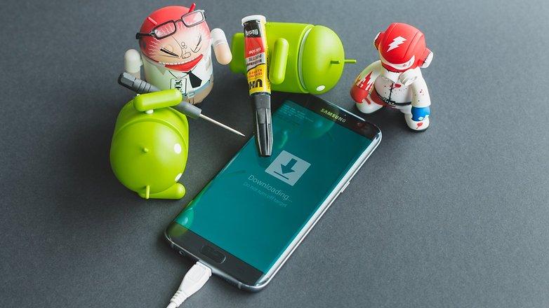 Прошивка прошивки AndroidPIT odin samsung
