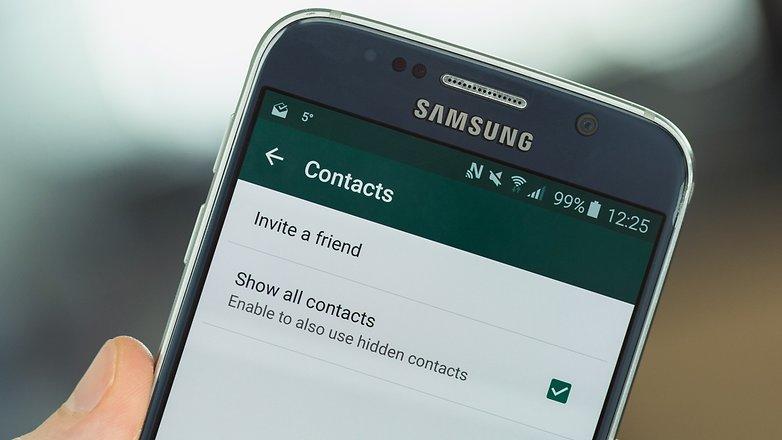 Androidpit лучшее приложение для текстовых сообщений WhatsApp 9951