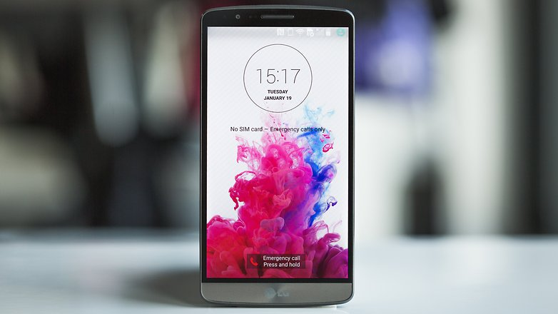 AndroidPIT LG G3 4