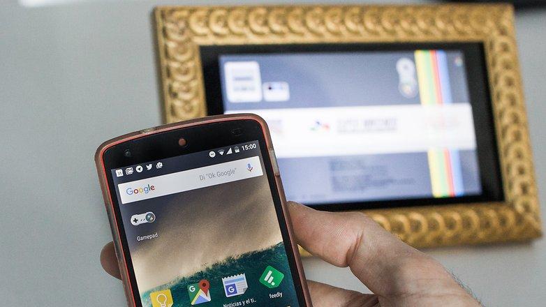 Ретро-консоль AndroidPIT 3143