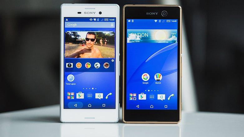AndroidPIT sony xperia m5 vs sony xperia m4 2