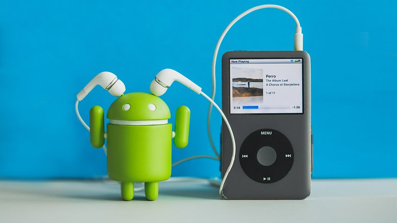 AndroidPIT iTunes на Android 1