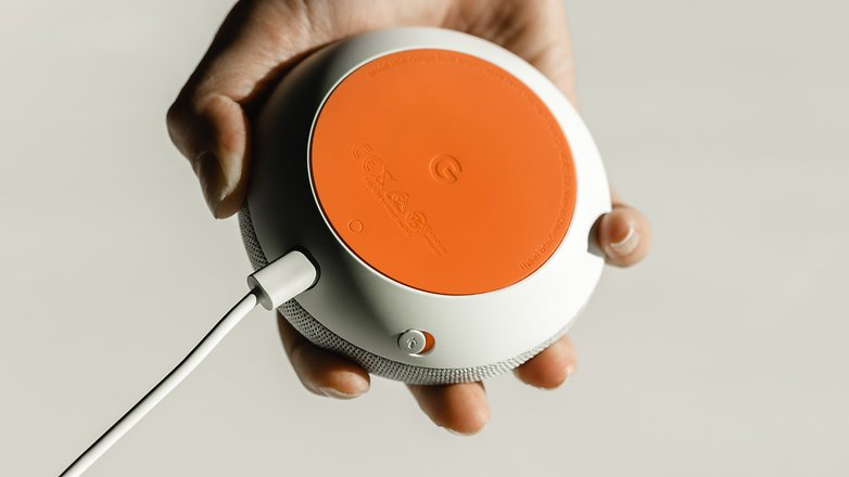 AndroidPIT google home mini обзор 3249